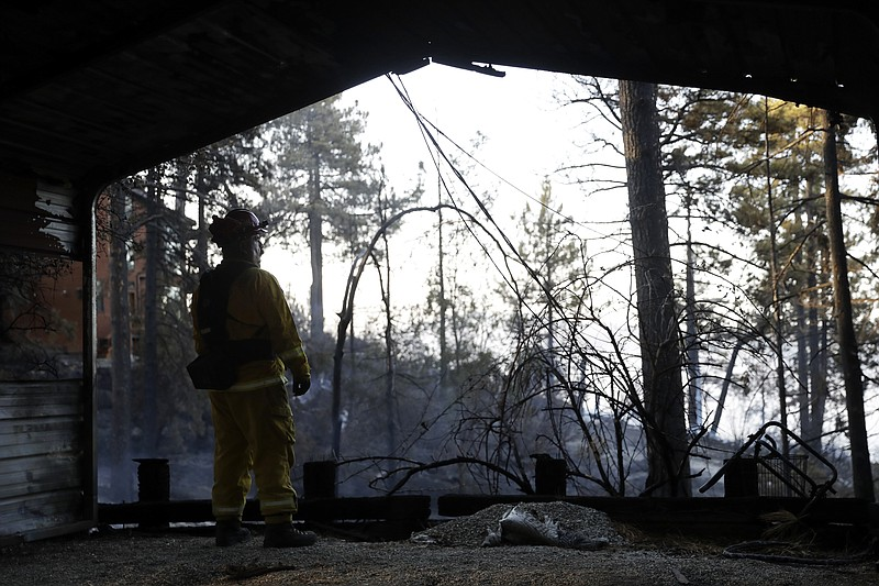 How Will Wildfire Danger Affect New Homes In North County Backcountry?